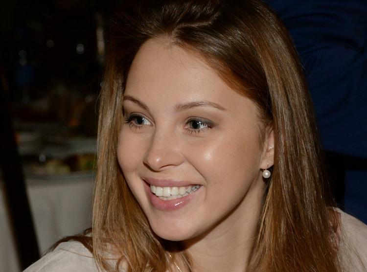 Полина Диброва намекнула, что ждет четвертого ребенка
