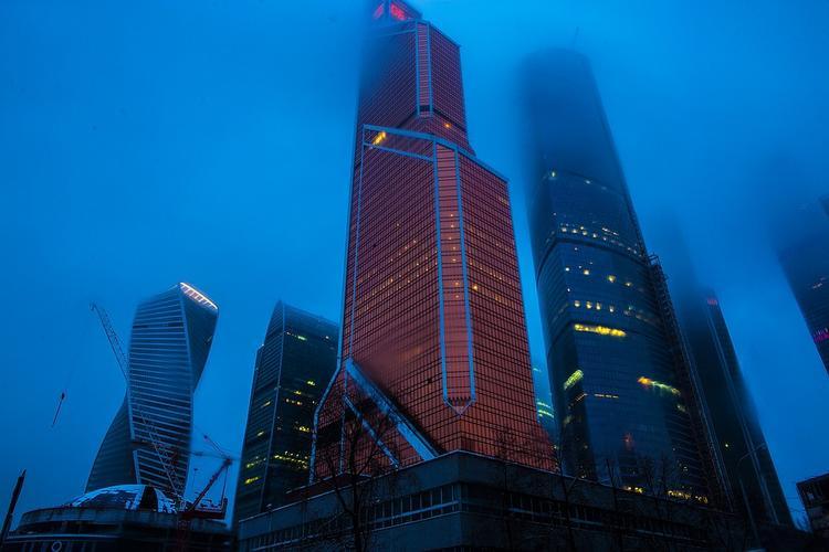В Москве и области объявлен «жёлтый» уровень погодной опасности