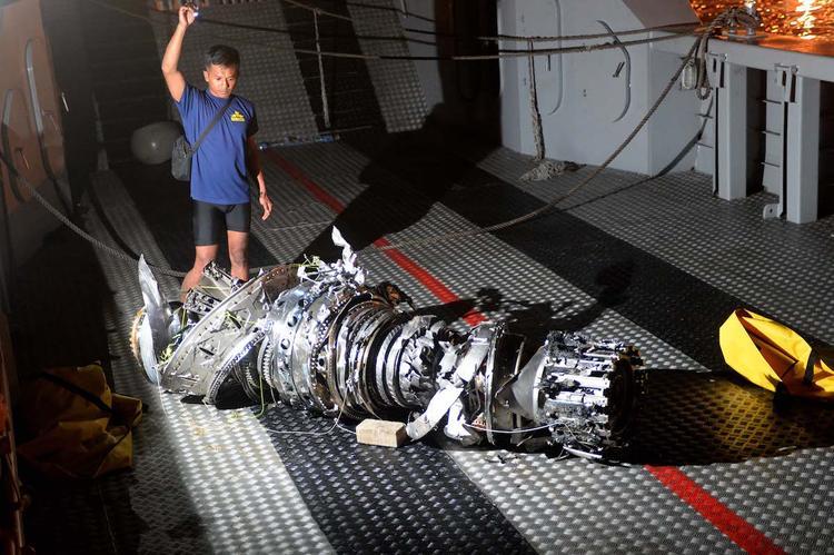 Установлена возможная причина разрушения индонезийского Boeing-737