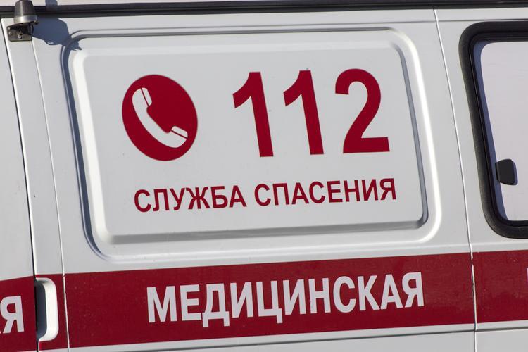 На МКАД произошла авария, трое детей эвакуированы при помощи вертолета