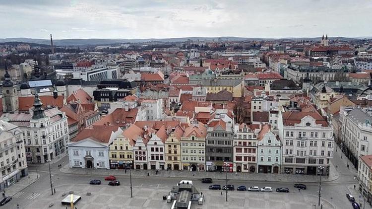 Украинцы напали на жителей чешского городка