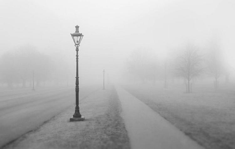 Москвичей предупредили о сильном тумане в столице