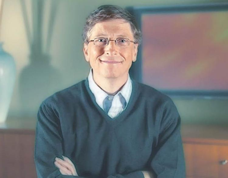Билл Гейтс в Пекине представил туалет, работающий без воды