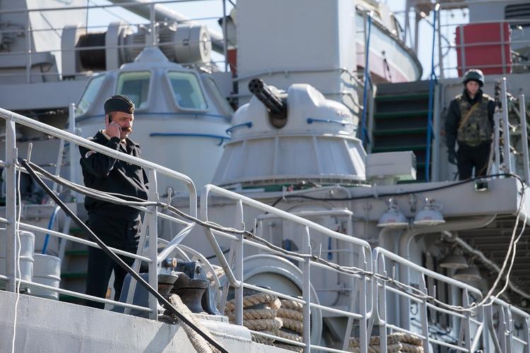 Озвучена причина невозможности военного столкновения России и Украины на Азове