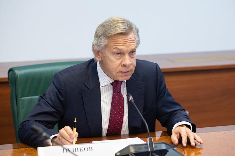 На Донбассе возмутились заявлениями российского сенатора Пушкова