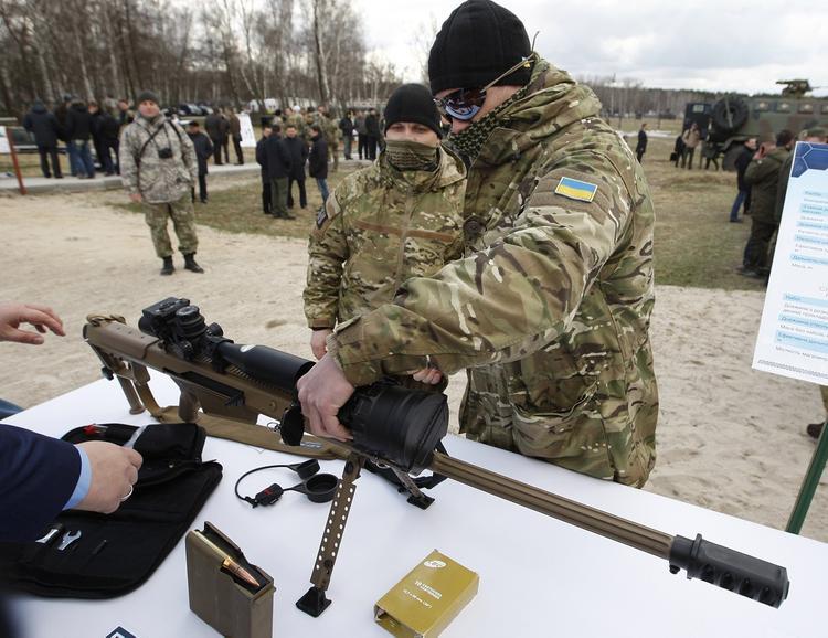 Защитники непризнанной ДНР смогли ликвидировать известного снайпера-морпеха ВСУ