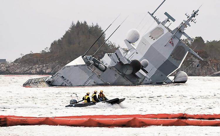 Учения НАТО превратились в сплошную катастрофу