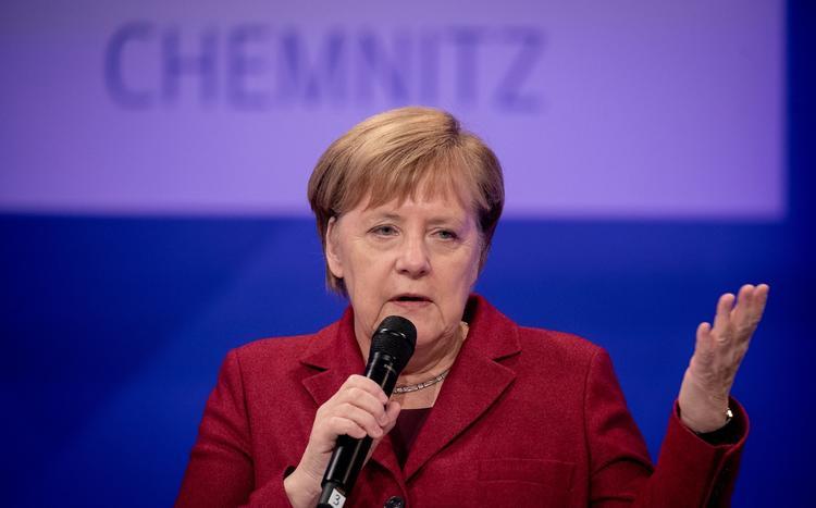 Ангела Меркель признала свою ошибку в миграционной политике