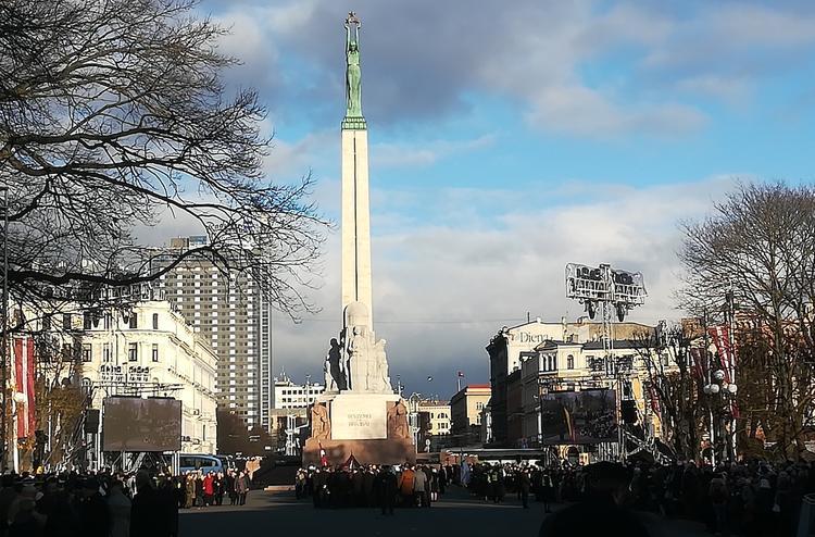 Сто лет со дня рождения: Латвия отмечает век независимости