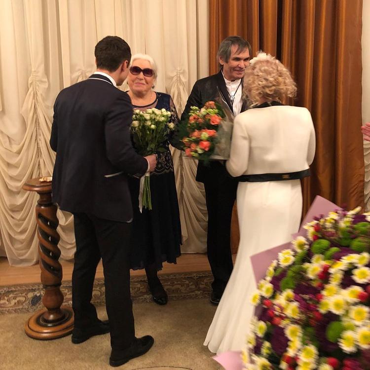 Садальский рассказал, что никакой свадьбы Алибасова и Шукшиной не было. Шутка!