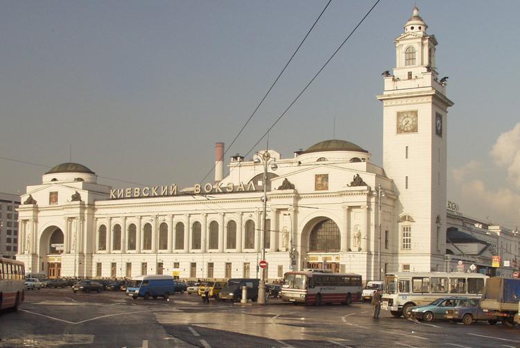 На Киевском вокзале в Москве объявили эвакуацию
