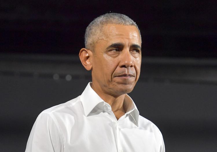 Барак Обама о кончине Джорджа Буша-старшего: Америка потеряла патриота