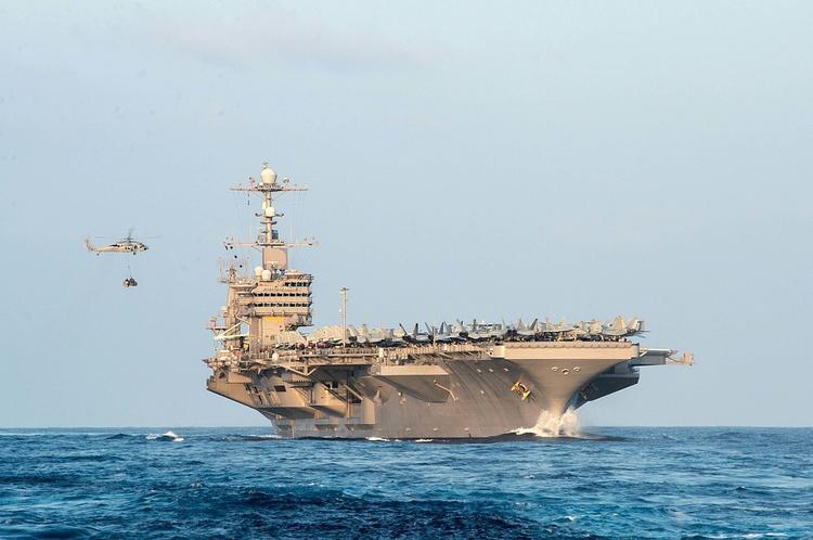 ВМС США сообщили о смерти командующего Пятым флотом