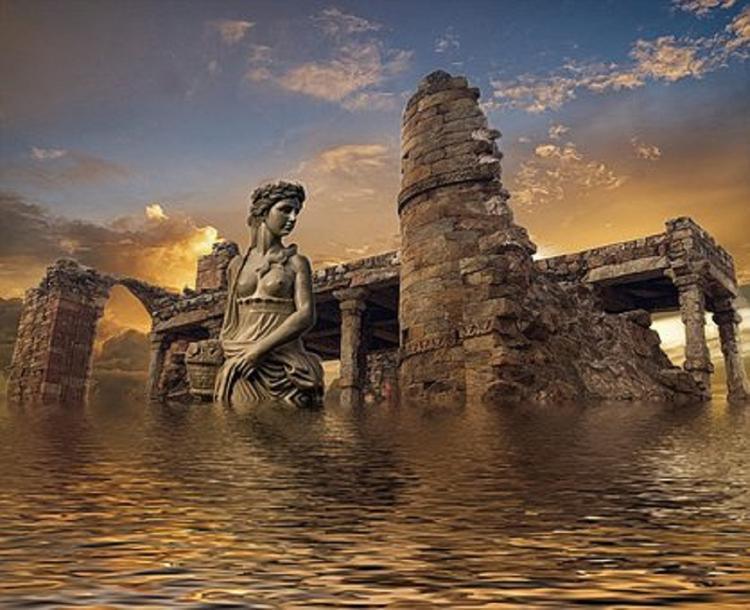 Археологи сообщили, что нашли легендарную Атлантиду