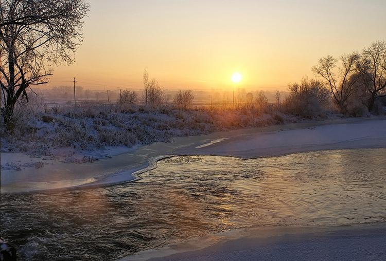 """Синоптики прогнозируют теплую зиму - """"сиротскую"""""""