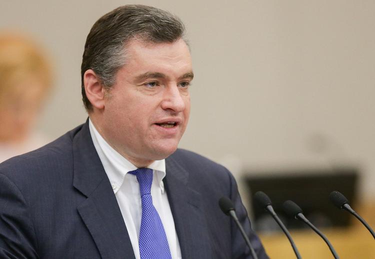 Л. Слуцкий: Обращение Госдумы к парламентам мира служит цели консолидации сил