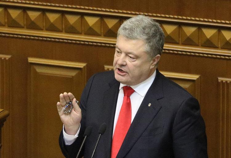 В Совете Федерации объяснили, зачем Порошенко ввел на Украине военное положение