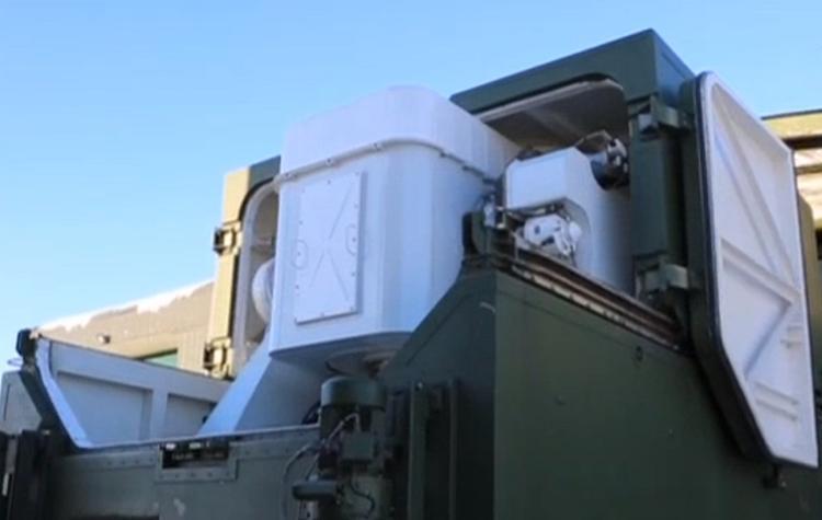 В России заступили на дежурство боевые лазеры «Пересвет»