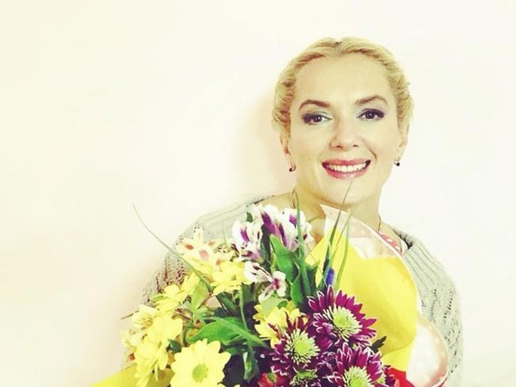 Мария Порошина вернулась в Москву, рожать будет на родине