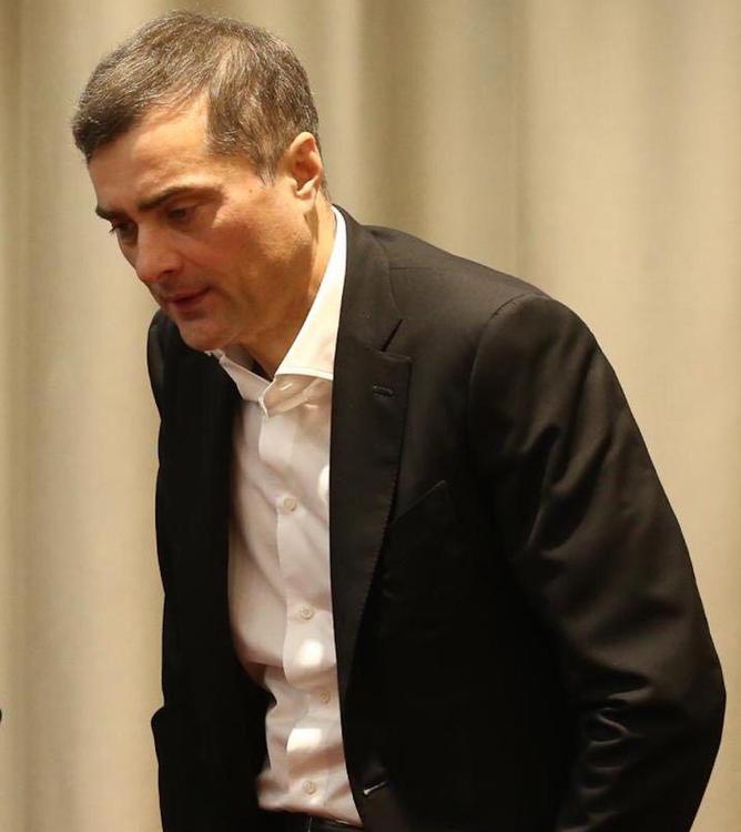 У Суркова заподозрили проблемы со здоровьем