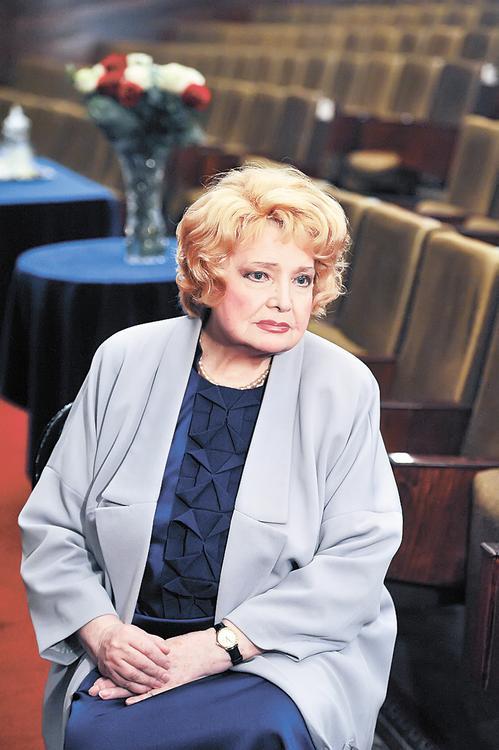 Доронина неожиданно стала президентом
