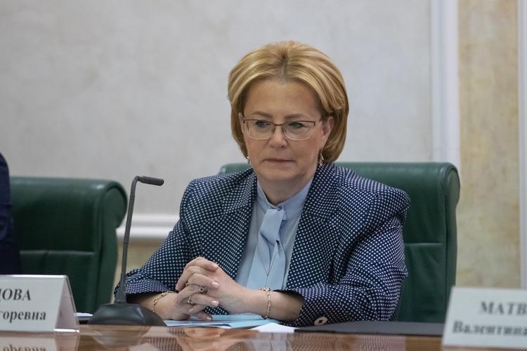 """Скворцова сообщила о """"запредельной смертности"""" на Урале"""