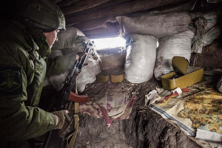 В ДНР объяснили бесперспективность вероятного зимнего наступления ВСУ на Донбасс