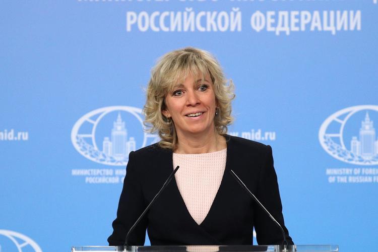 Захарова оценила решение Рады разорвать договор о дружбе с РФ