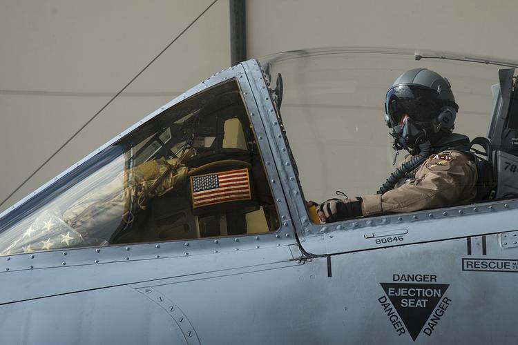 ВВС США провели внеплановый полет над территорией Украины
