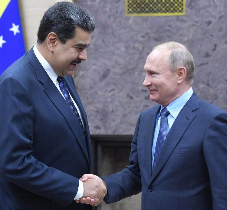 РФ и Венесуэла подписали контракты более чем на 6 миллиардов долларов