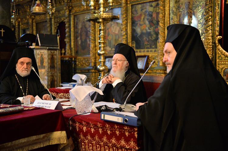 Украинская автокефалия объявила о принципе объединительного собора?