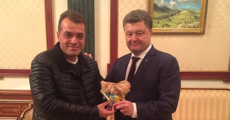 Тайный бизнес советника президента Украины на рынке интимных услуг