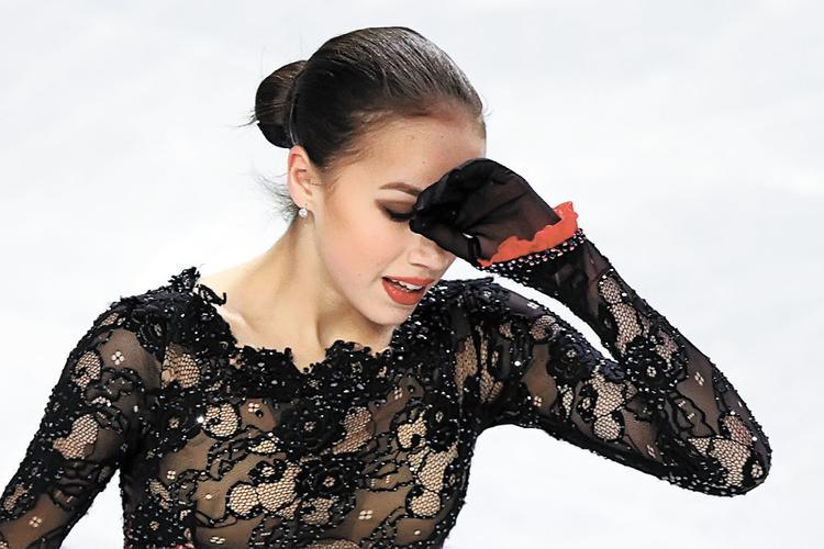 Почему Загитова проиграла японке?