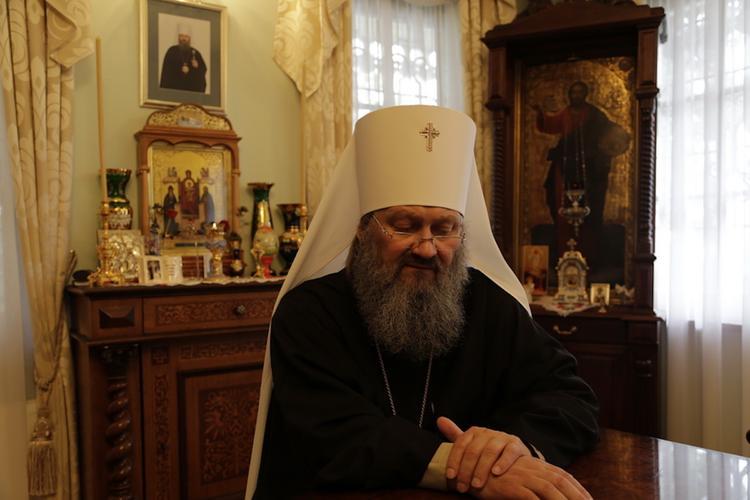 СБУ призналась в провале спецоперации против настоятеля Киево-Печерской лавры