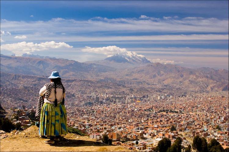 Живут же люди! Боливия – страна, победившая фастфуд и «купи меня» визуализация