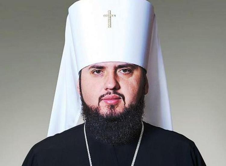 Епифаний пообещал не захватывать церкви Московского патриархата