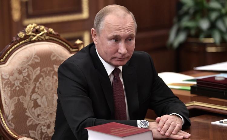 Путин подписал закон о любительском рыболовстве