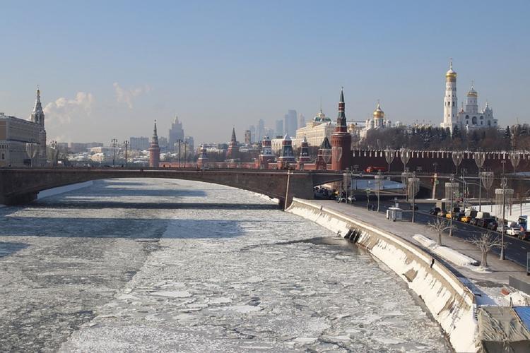 Москвичей на Рождество ожидают сильные морозы