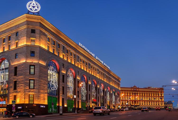 В Москве эвакуировали посетителей магазина «Детский мир»