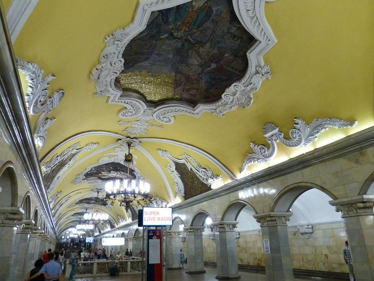Режим работы московского транспорта изменят на Рождество
