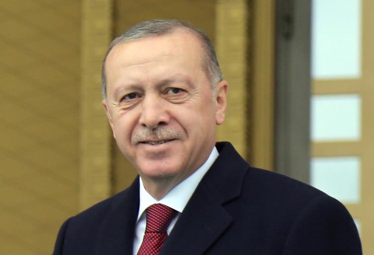 Президент Турции намерен в январе посетить Россию