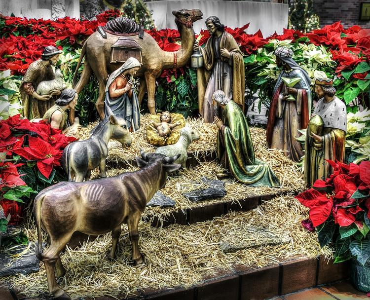 Рождественские традиции на Руси