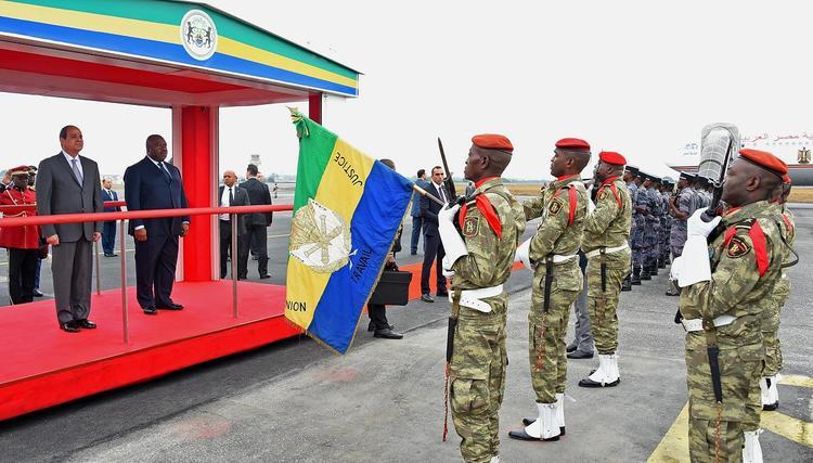 В Габоне попытка путча закончилась арестом мятежных военных