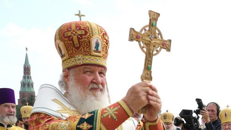 Патриарх Кирилл против проводимой правительством цифровизации