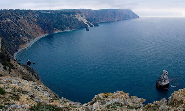 На берегу Черного моря предложили  создать уникальную заповедную зону