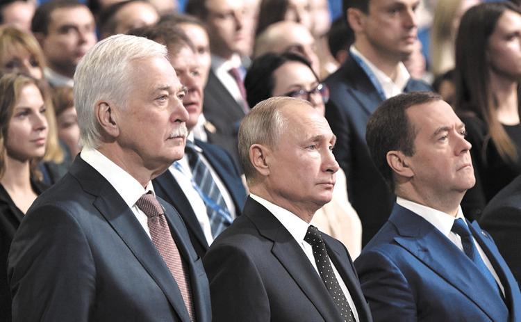 Об итогах съезда «Единой России» и Общероссийского Народного фронта