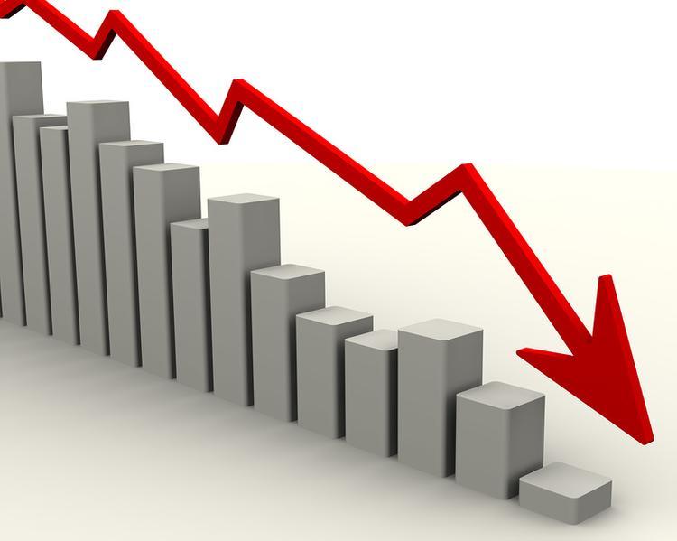 Экономики развитых стран мира будут снижаться на 0,1% в год, кроме России