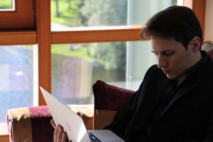 Павел Дуров  заявил о ликвидации компании Telegram Messenger LLP