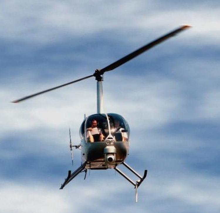 В США мужчину обезглавил винт вертолета