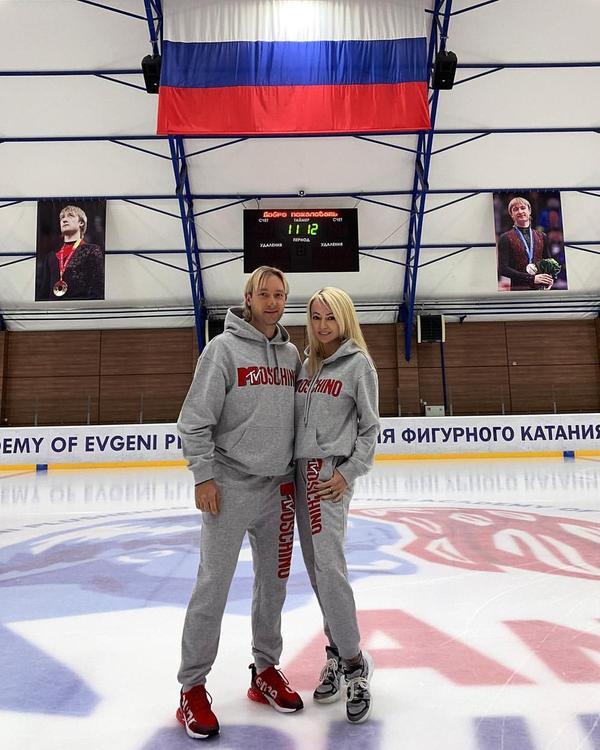 Рудковская вспомнила, как ровно 12 лет назад познакомилась с Плющенко